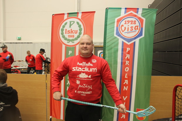 Pekolan Iskun puheenjohtaja Aki Töyrylä suunnittelee syksylle junioripäivää, jonka tavoite on koota seuran taustatoimintaan mukaan lisää vanhempia.