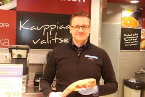 K-SUPERMARKET: Miro Parjanen Hattulasta uusi kauppias