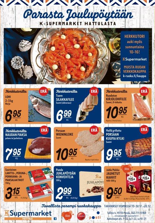 K-Supermarket Hattula